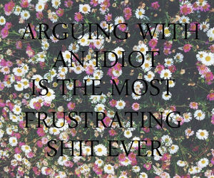flowers, hipster, and quotes image