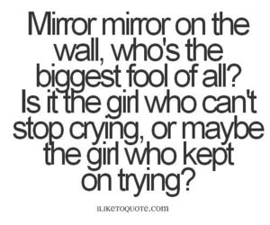 mirror, crying, and life image