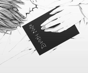 death note, anime, and manga image