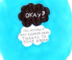books, johngreen, and tfios image