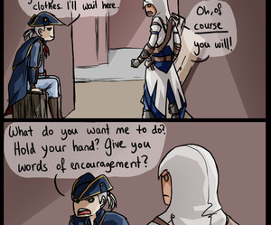 assassins, Assassins Creed, and funny image