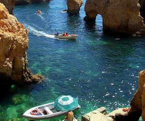 portugal, sea, and travel image