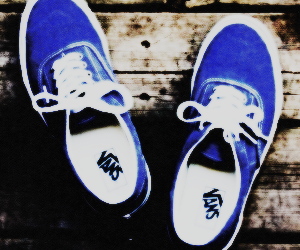 header, shoes, and vans image