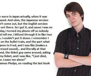 harry potter, james phelps, and fred weasley image