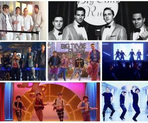 kendall schmidt, logan henderson, and big time rush image