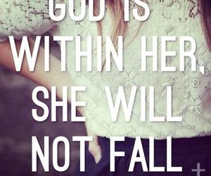 god and life image