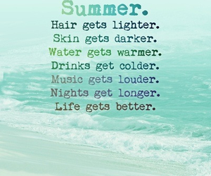 summer and summer time image