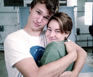 the fault in our stars, ansel elgort, and tfios image