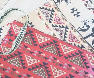 diy, fabric, and navajo image