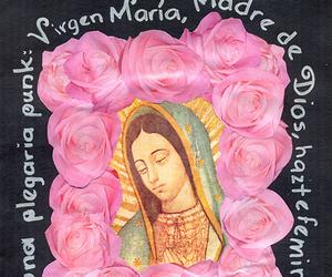 feminism, guadalupe, and virgin image