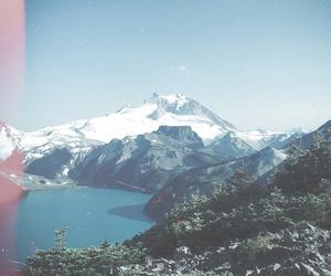 beautiful, landscape, and mountain image