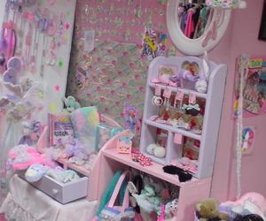room, cute, and kawaii image
