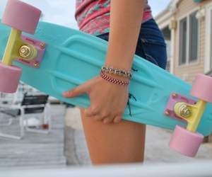 tumblr, penny board, and quality image