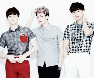 exo, kai, and suho image