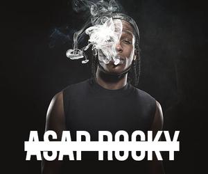 asap rocky and smoke image