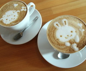 coffee, art, and cup image