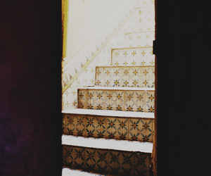 paterns and stairs image