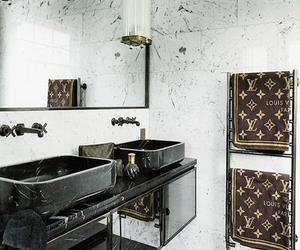 bathroom, luxury, and interior image
