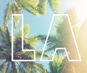 beach, california, and fashion image
