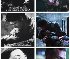 teen wolf and allison image