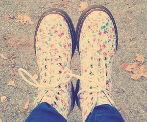 beautiful, shoe, and doc martens image