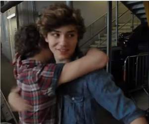 the vamps, union j, and george shelley image
