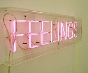 feelings, light, and pink image