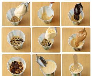 food, diy, and ice cream image