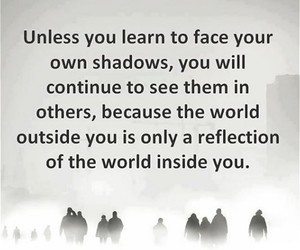 quote and shadow image
