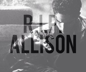teen wolf, allison, and rip image