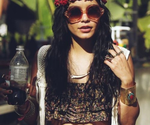 vanessa hudgens, style, and summer image