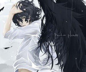 anime, pandora hearts, and angel image