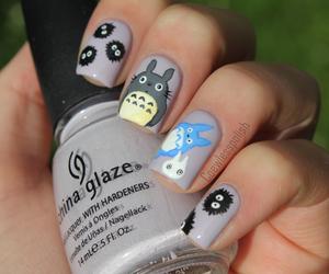 esmalte, nail polish, and nails image