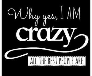 quotes and crazy image