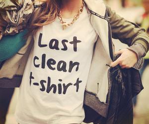 fashion, style, and t-shirt image