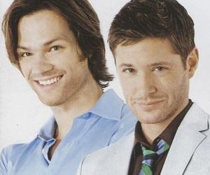 Jensen Ackles, supernatural, and winchester image