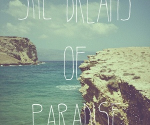 paradise, summer, and Dream image