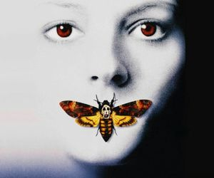 movie, poster, and silence of the lambs image