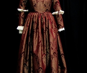 15th century, gown, and dress image