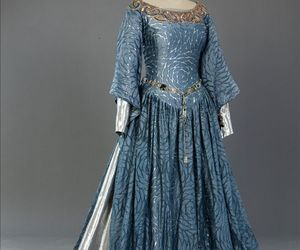 costume, dress, and gown image