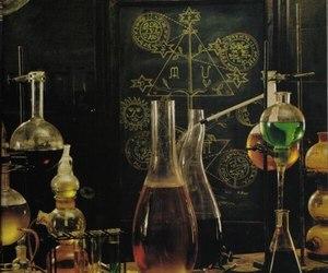 potion, alchemy, and chemistry image