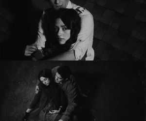 teen wolf, couple, and allison argent image