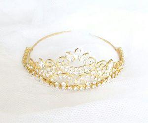 beautiful, crown, and diamonds image