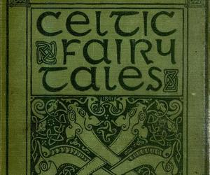 book, celtic, and fairy tale image