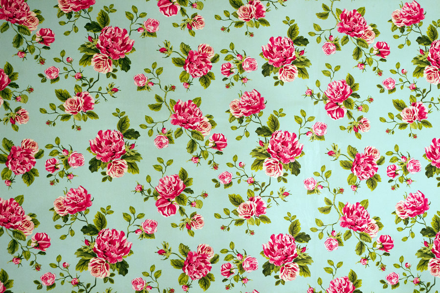 Vintage Wallpaper Discovered By Daisy On We Heart It