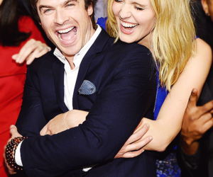 ian somerhalder, lost, and maggie grace image