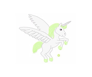 overlay and unicorn image