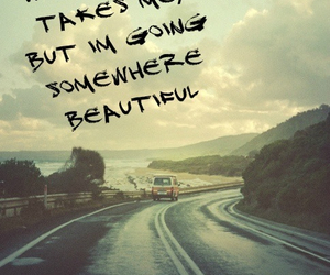 quotes, beautiful, and travel image