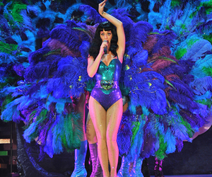 peacock and katy perry image