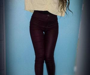 bleu ciel, body, and brown hair image